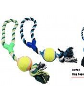 Ball rope toy